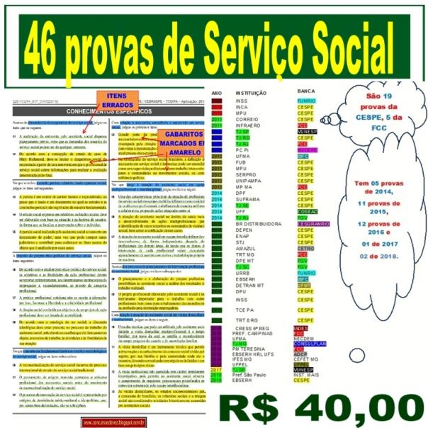 46 PROVAS SS